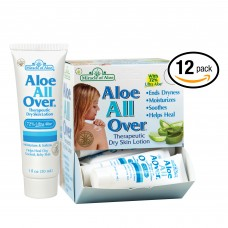 Aloe All Over® 6pc 1 oz. POP Display