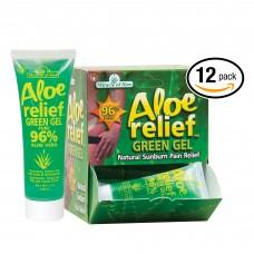 Aloe Relief™ 12pc 1oz. POP Display