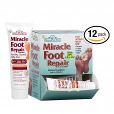 Miracle Foot Repair® 12pc 1oz. POP Display