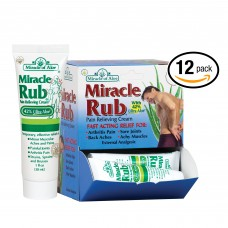 Miracle Rub® 12pc 1oz. POP Display