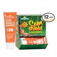 SunShield 30™ 12pc 1oz. POP Display