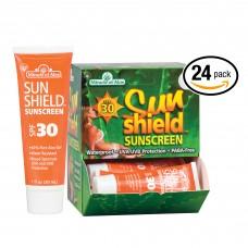 SunShield 30™ 24pc 1oz. POP Display